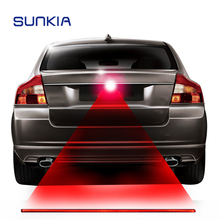 Anti-Fog Light Car Laser Fog Lamp Auto Rearing Warming Light For Benz Volkswagen BMW Audi Mazda Mitsubishi Toyota 12V-24V