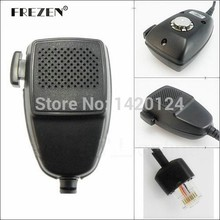 New 8-pin Speaker Mic microphone for Moto GM300 GM338 GM950 Car Mobile Radio HMN3596A with free shipping(China)