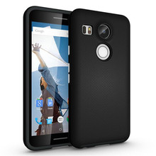 For Google Nexus 5X Case Anti-knock TPU&PC Plastic Dual Heavy Duty armor Shield Cover For LG Nexus 5X Mobile Phone