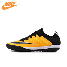 NIKE Original New Arrival Official MERCURIAL FINALE II TF Men's Light Soccer Shoes Football Sneakers 831975-801(China)