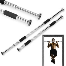 Pull Up Bar High Quality Sport Equipment Home Door Exercise Fitness Equipment Workout Training Gym Size Adjustable Chin Up Bar(China)