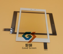 10pcs cable code Prestigio Multipad 4 Diamond 7.85 3G PMP7079D Tablet touch screen panel Digitizer Glass PMP7079D_3G PMT7077_3G
