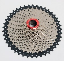 MTB Mountain Bike Bicycle Parts 11 speed Wheel Speed Free cassette 11-42 T Bicycle flywheel(China)
