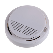 Smart Wireless Smoke Detector High Sensitive Fire Alarm Sensor Monitor Tester For Home Security System Cordless