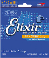 Elixir 12002 free shipping guitar strings electric guitar strings 009 musical instrument guitar parts Accessories guitarra