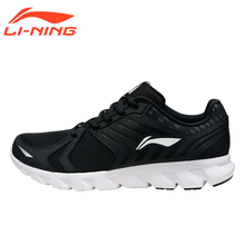 Li-Ning Men's Cushion Running Shoes Breathable Genuine LiNing Arc Professional Sports Sneakers ARHM023(China)
