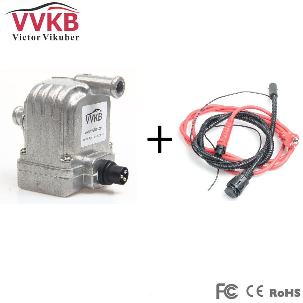 VVKB Car Coolant Heater & Engine heater with DEFA plug(China (Mainland))