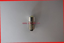 Real Circuit Constant Current New AC 18Volt E10 screw base LED Bulb for Lionel Train toys(China)