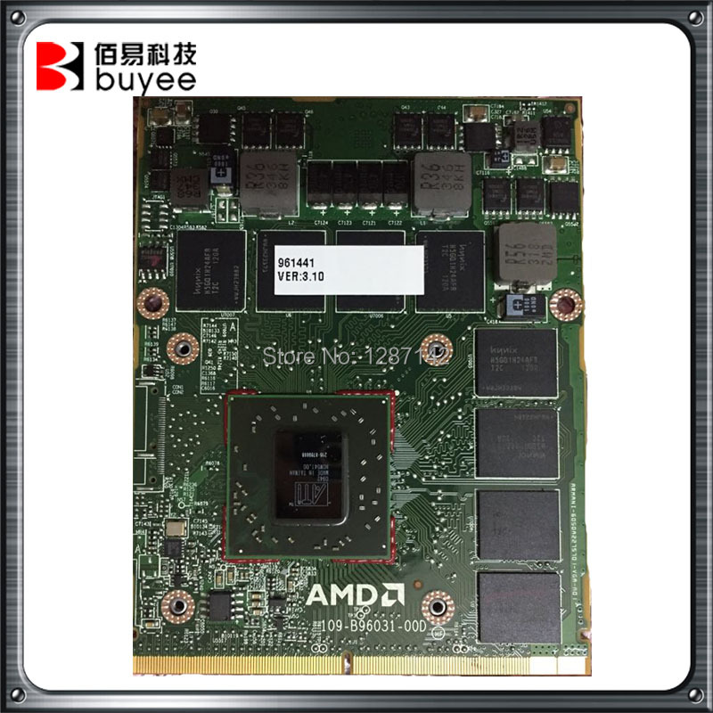 Original For HP 8740W HD5870 DDR5 1G Graphic card VGA Card GPU Video Card<br><br>Aliexpress