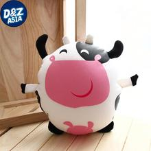 Cute cow plush toy, car ornaments