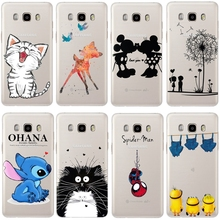 Buy Cute Cartoon Hard PC Phone Case Samsung Galaxy J1 J3 J5 J7 A3 A5 A7 2017 2016 2015 S6 S7 Edge S8 Plus Core Grand Prime Cover for $1.19 in AliExpress store