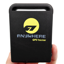 New Arrival Mini TK106 GPS Tracker Car Vehicle Real time GPS GSM GPRS Tracking Device(China)