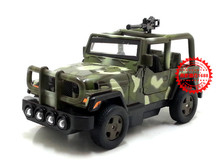 Free Shipping brand ETI Russian military jeep diecast acousto-optic car models in original box for children 10 styles(China)