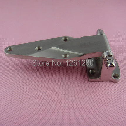 free shipping 121mm Cold store storage hinge oven hinge industrial part Refrigerated truck car door hinge  hardware<br><br>Aliexpress