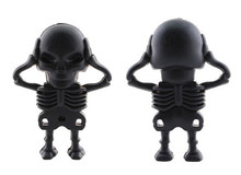 Usb Stick USB flash drive Cranial skeleton head USB Flash 2.0 Memory Drive Stick S320 pendrive Halloween