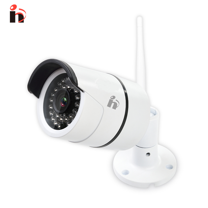 H HD Full 1080P Waterproof Wifi IP Camera 2.0MP Outdoor Wireless Network Camera Night Vision P2P Bullet security camera ONVIF(China)