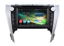 Quad Core HD 1024*600 Android 5.1.1 Car DVD Player Radio GPS for Toyota Camry 2014 2013 2012 with Mirror-link BT Wifi