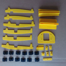 Electric RC Aircraft Part Plastic Parts for Dynam 8957 Tiger Moth(Hong Kong)