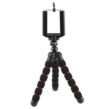 SHOOT Portable Small Octopus Tripod for iPhone Samsung Huawei Xiaomi Phone Gopro SJCAM Xiaoyi Nikon Canon(China)