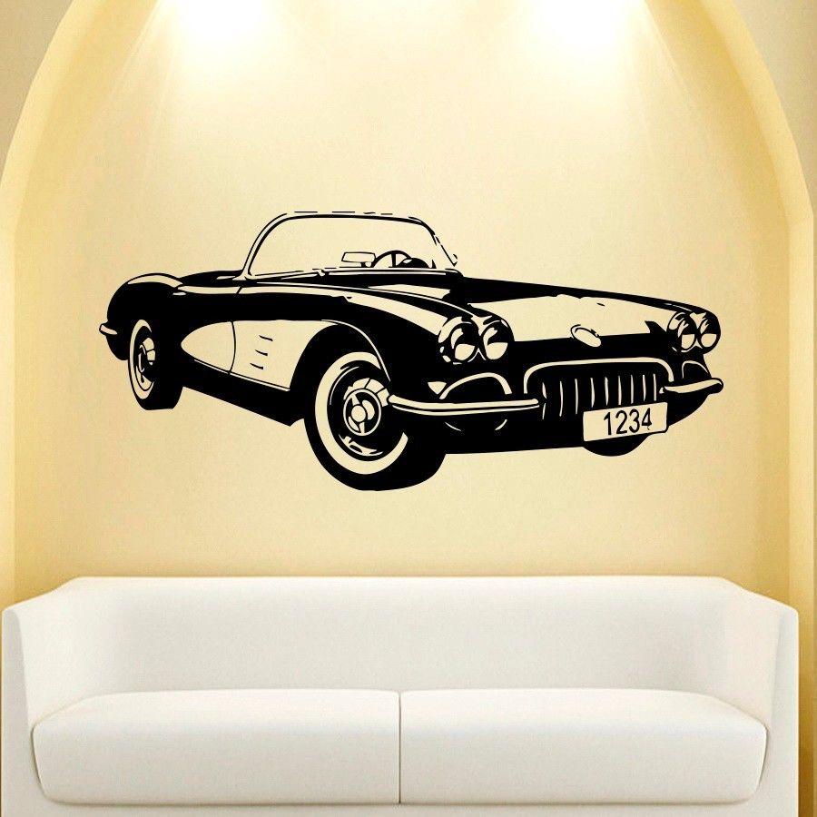 Classic Car Home Decor - Home Decorating Ideas