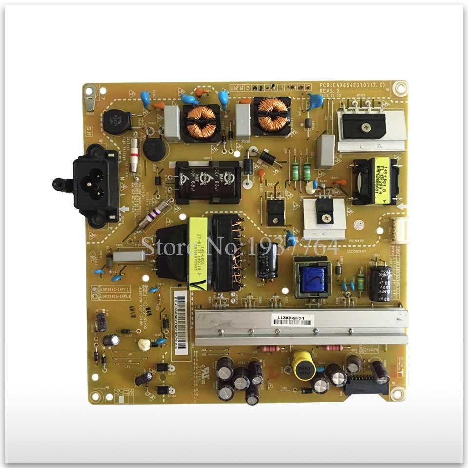 100% new Original High-quality for LG 42LB5610-CD Power Supply Board EAX65423701 LGP3942-14PL1 good working<br>