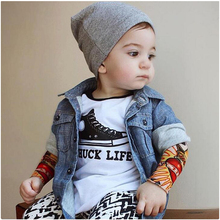 Sun Moon Kids baby tops unisex boys girls t-shirt cotton clothing newborn baby boy clothes fashion bebes infant tee shirts