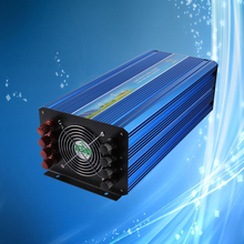 6000W Off Grid Pure Sine Wave Inverter with DC12V/24V/48V/110V Input, Wind Power Inverter, 3 Years Warranty!