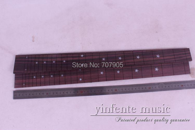 New 1 pcs   Guitar Fretboard electric guitar rosewood  Fretboard Parts High quality 10 #<br>