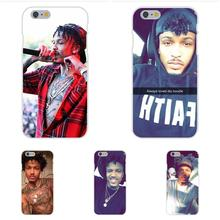 Pop August Alsina For iPhone 5C 5S SE 6S 7S Plus For Galaxy A3 A5 A7 J3 J5 J7 2015 2016 2017 Soft TPU Silicon Art Cover Case