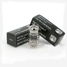 Music Hall Brand New 1PC Russia Vacuum Tubes Electro-Harmonix EH 6072 12AY7 For Tube Amplifier Free shipping(China)
