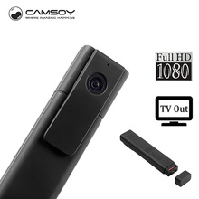 T190 Pen Camera Digital Mini Video Camera Full HD 1080P H.264 Camera Working During Charging Mini DV Camcorder Voice Recorder(China)