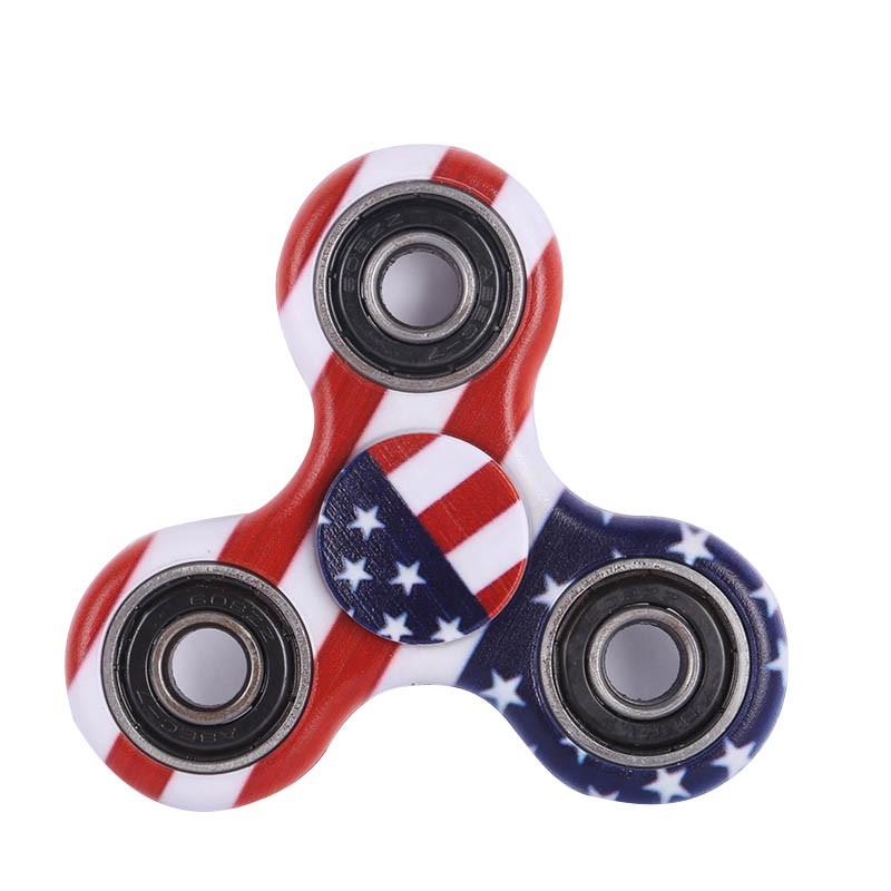 New Funny Finger Spinner Fidget ABS Plastic CUBE EDC Hand Spinner For Autism and ADHD Relief Focus Anxiety Stress Gift Toys