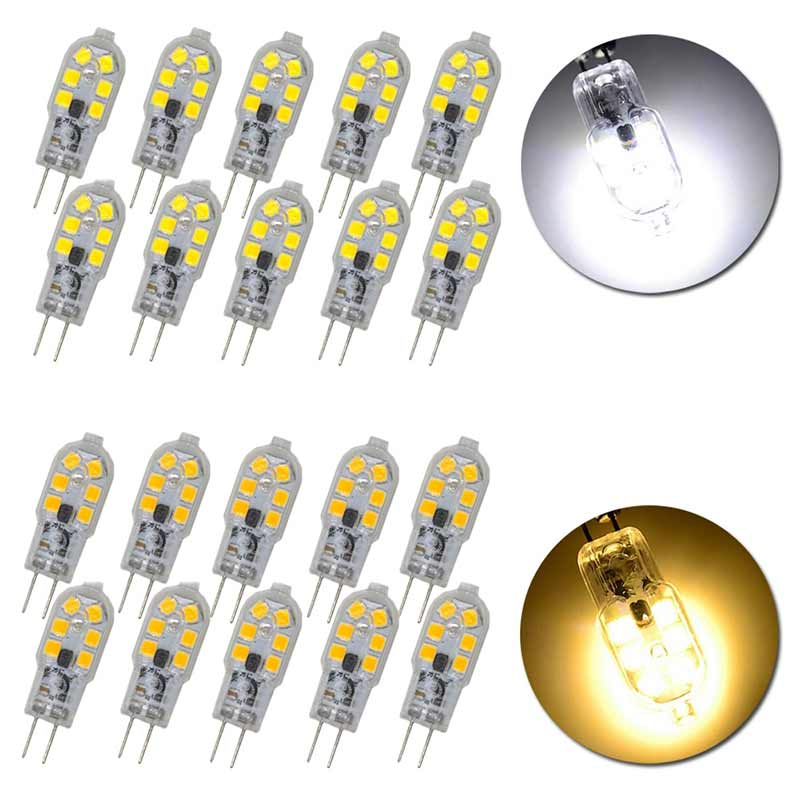 10PCS LED Lamp G4 3W AC/DC 12V 220V SMD2835 Lampada LED G4 Mini Bulb Transparent Lights Replace Halogen Lamps CSL2017(China (Mainland))