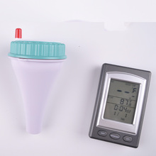 Wireless buoy pool and spa thermometer, remote water bath thermometer, free shipping(China)
