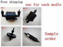 4pieces/lot Genuine FuLiSiTe piezo photo printer digital textile printer UV flated printer UV inks filter UV damper