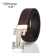 2017 new brand mens belts Fashion Luxury Belts For Man H Buckle Strap Male  Original Casual Jeans Belt