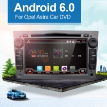 Android 6.0 2 DIN DVD GPS for Vauxhall Opel Astra H G J Vectra Antara screen
