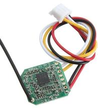 2.4 GHz 4 CH Wireless FM Stereo Audio Video Transmitting Module A/V Transmitter(China)