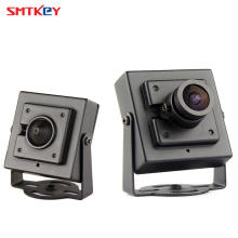 Metal Mini 700TVL Color CMOS Analog CCTV Security Camera with 3.6mm lens or 3.7mm lens