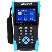 KKmoon 3.5inch LCD HD CCTV Tester Video Monitor SDI/CVI/TVI/AHD Analog Camera Tester Video Signal Level Cable Test HD-2800ADHS