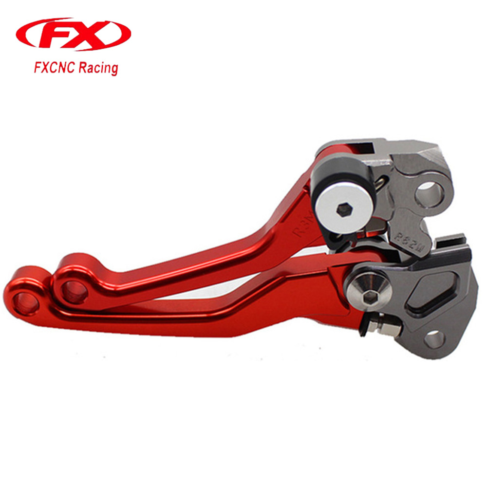 FXCNC Motorcycle Lever Motorcycle Brake Clutch Levers Moto Lever Gas EC 2T 00-17 EC 4T 10-13 FSE FSR 03-09 RR RS 4T 2012-2016<br>