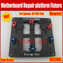 Original Best Maintenance Station Fixture Thicken for iPhone 6P 6SP Pad For iPad PCB Motherboard Repair Fixture Platform Mould