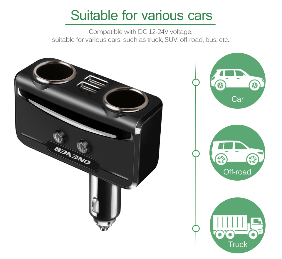 usb car charger 6