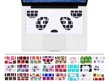 "1PC Panda Silicone Keyboard Cover Skin Protector Protective Film For Apple Macbook Pro Air Retina 13"" 15"" 17"" F Air 13 Retina 13"