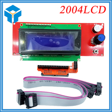 1 Pcs LCD 2004 Display 3D Printer Reprap Smart Controller Reprap Ramps 1.4 2004LCD Control