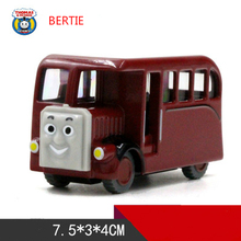 Diecast Metal Train BERTIE BUS Megnetic Trains Toy The Tank Engine Trackmaster Toy For Children Kids Gift-Thomas and Friends