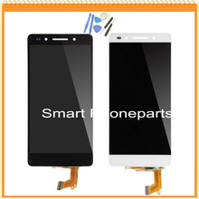 100% New Tested For Huawei Honor 7 LCD Screen Display with Touch Screen Digitizer Assembly Complete White/Black/Gold + Tools