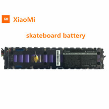 Buy Original Xiaomi Mijia M365 Battery Smart Electric Scooter foldable mi lightweight long board hoverboard skateboard Power Supply for $270.93 in AliExpress store