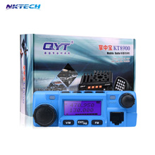 Walkie Talkie QYT KT-8900 136-174/400-480MHz dual band mobile transicever walkie talkie warehouse Mini car radio KT8900 + Cable
