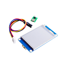 "3.2"" Nextion HMI Intelligent Smart USART UART Serial Touch TFT LCD Module Display Panel For Raspberry Pi 2 A+ B+ Kits(China)"